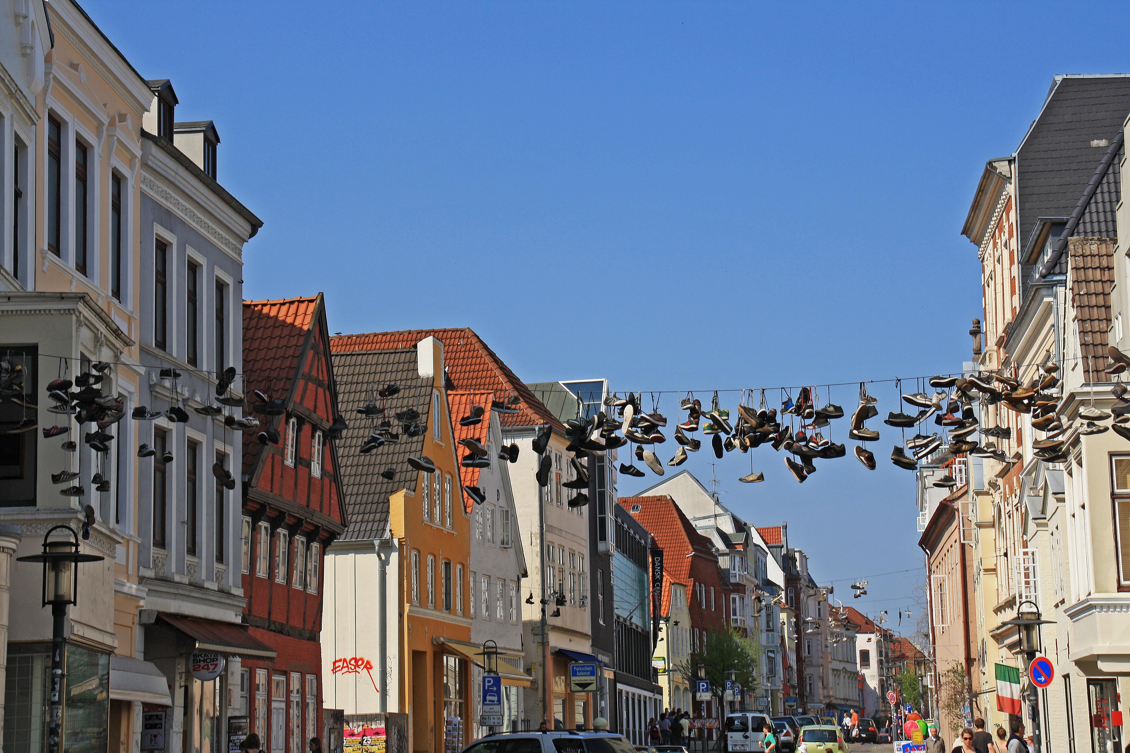 Schuh tick mein fotografisches ged chtnis - Architektur flensburg ...