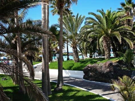 Puerto de la Cruz: Strandpromenade