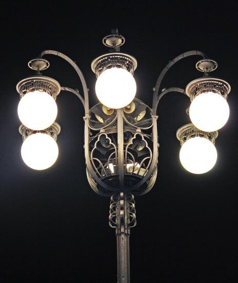 leuchtet