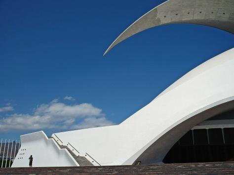Santa Cruz de Tenerife: Auditorio de Tenerife
