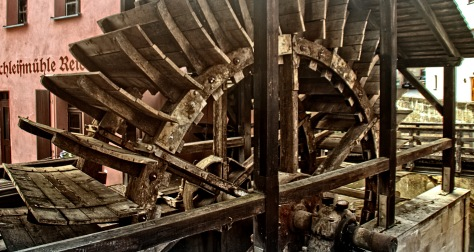 Schleifmühle