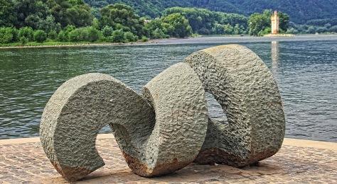 Flussschleife