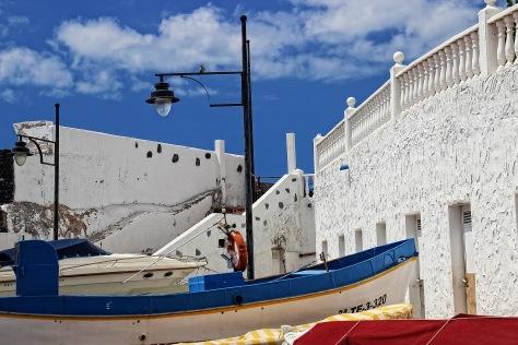 Hafenszene