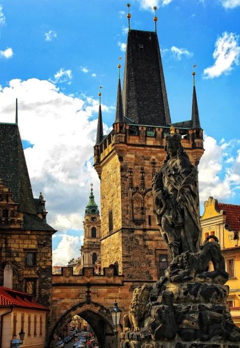 Malostranská mostecká věž