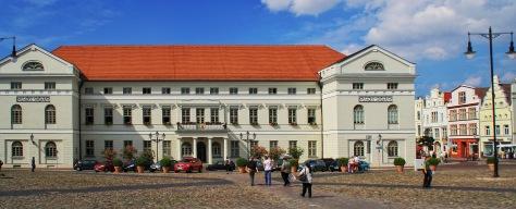 Rathaus am Markt