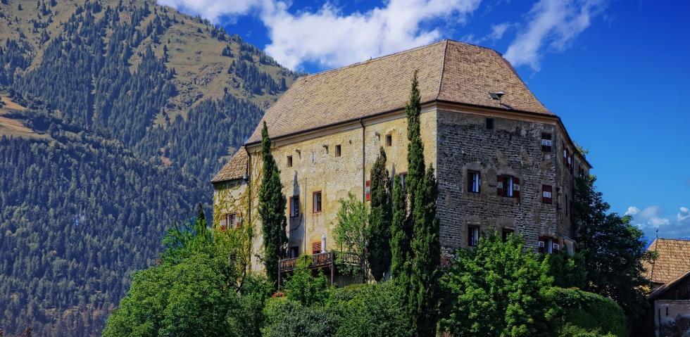 Burg Schenna