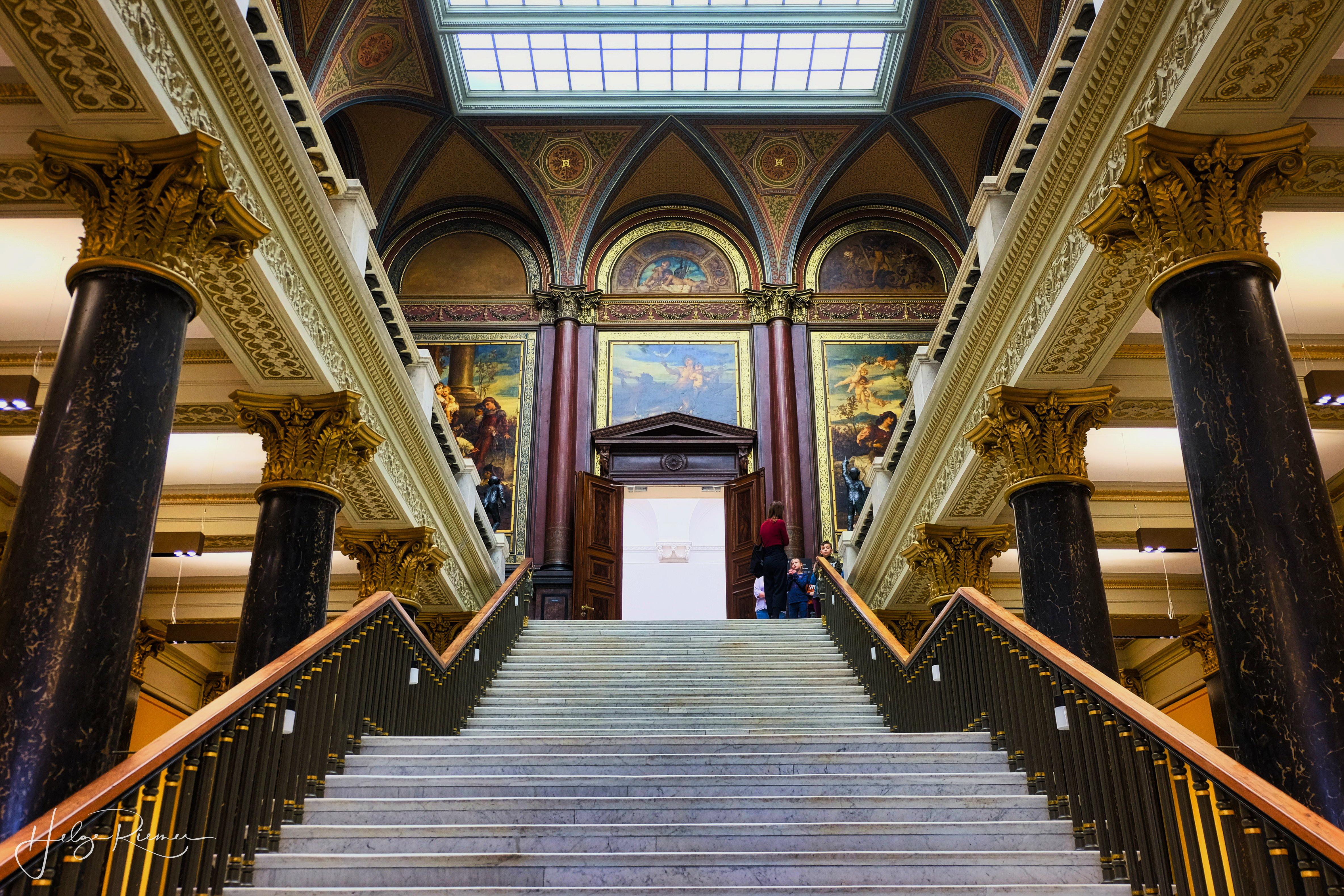 Treppen-Galerie